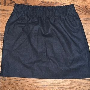 j-crew skirt size 6